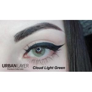 Urban Layer Cloud Light Green (Silicone Hydrogel)