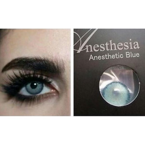 Anesthesia - Anesthetic Blue