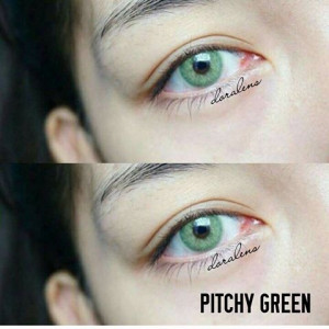 Dueba Pitchy Green