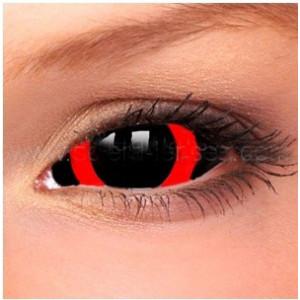 Red Circle Sclera