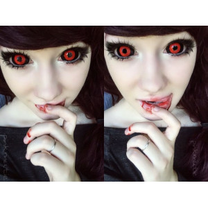 Gremlin (Tokyo Ghoul) Sclera