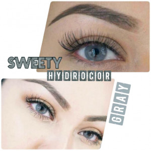 Dueba Sweety Hidrocor Crystal Gray