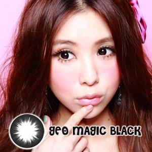 Geo Magic Black
