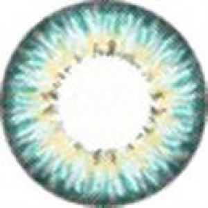 Shinny Turquoise (known as Puffy 3 tone)