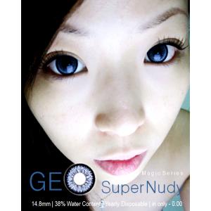 Geo Super Size Nudy Blue