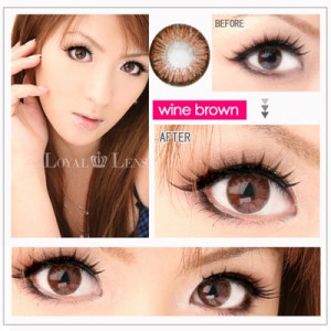 Super Brown (Choco) (known as Super Pinky Brown (Choco))