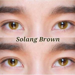 Dueba Solang Brown