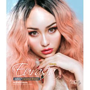 Princess Pinky Eurasia Caramel Brown (Silicone Hydrogel)