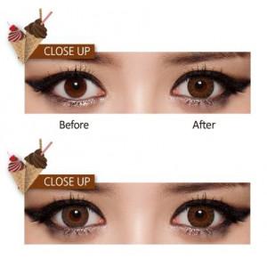 Geo Eyes Cream Chocomousse