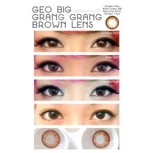 Geo Big Grang Grang Brown