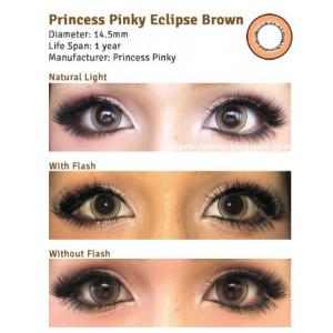 Princess Pinky Eclipse Brown