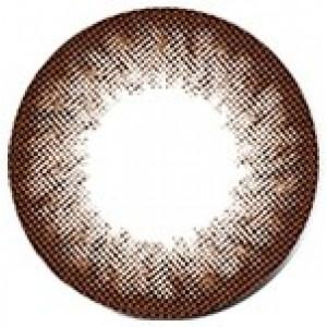 Geo Eyevelyn Choco (Silicone Hydrogel)