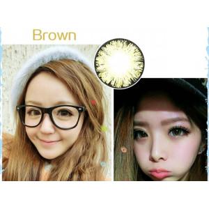 Ice Flower Brown