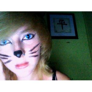 Cosplay Aqua Cat