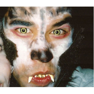 Cosplay Yellow Werewolf