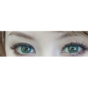 Shinny Green (known as Puffy 3 tone)