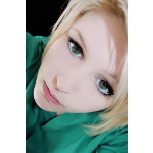 Rainbow Eyes Greenish Blue