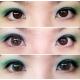 Rainbow Eyes Light Greenish
