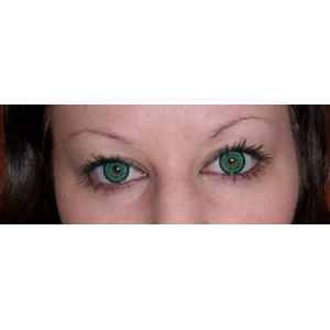 Dolly Eye Green