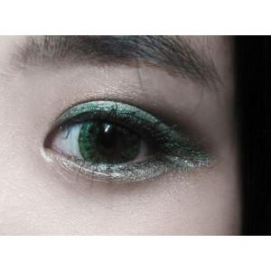 Vivian 3 Tone Green