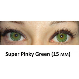 Super Green (known as Super Pinky Green)