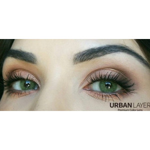 Urban Layer Cloud Green (Silicone Hydrogel)