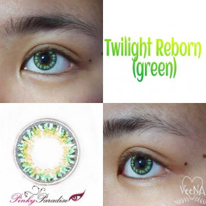 Princess Pinky Twilight Reborn Green