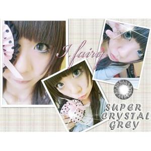 Pretty Crystal Grey (known as I.Fairy Super Crystal)
