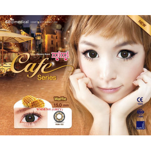 Geo Mimi Cafe Waffle Grey