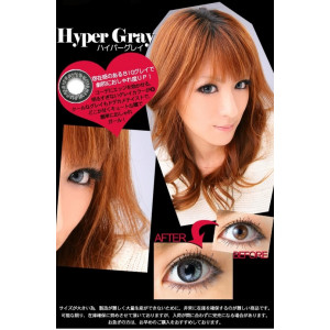 Hana SPC Hyper Circle Grey