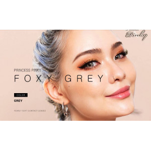 Princess Pinky Foxy Grey