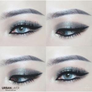 Urban Layer Cloud Gray (Silicone Hydrogel)