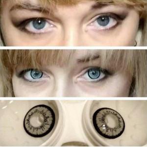 Dolly Eye Grey