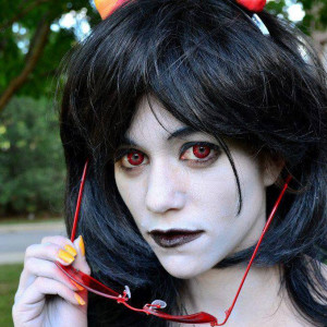Cosplay Intense Red