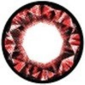 Geo Diamond Red