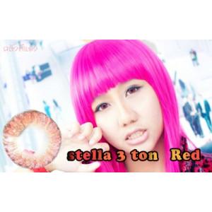 Stella 3 Tone Red