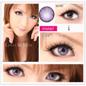 Super Violet (known as Super Pinky Violet)