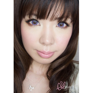Shinny Violet (known as Puffy 3 tone)