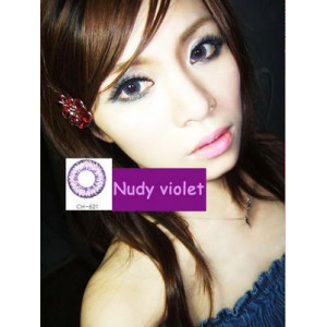Geo Nudy Violet