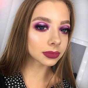Princess Pinky Galaxy Violet